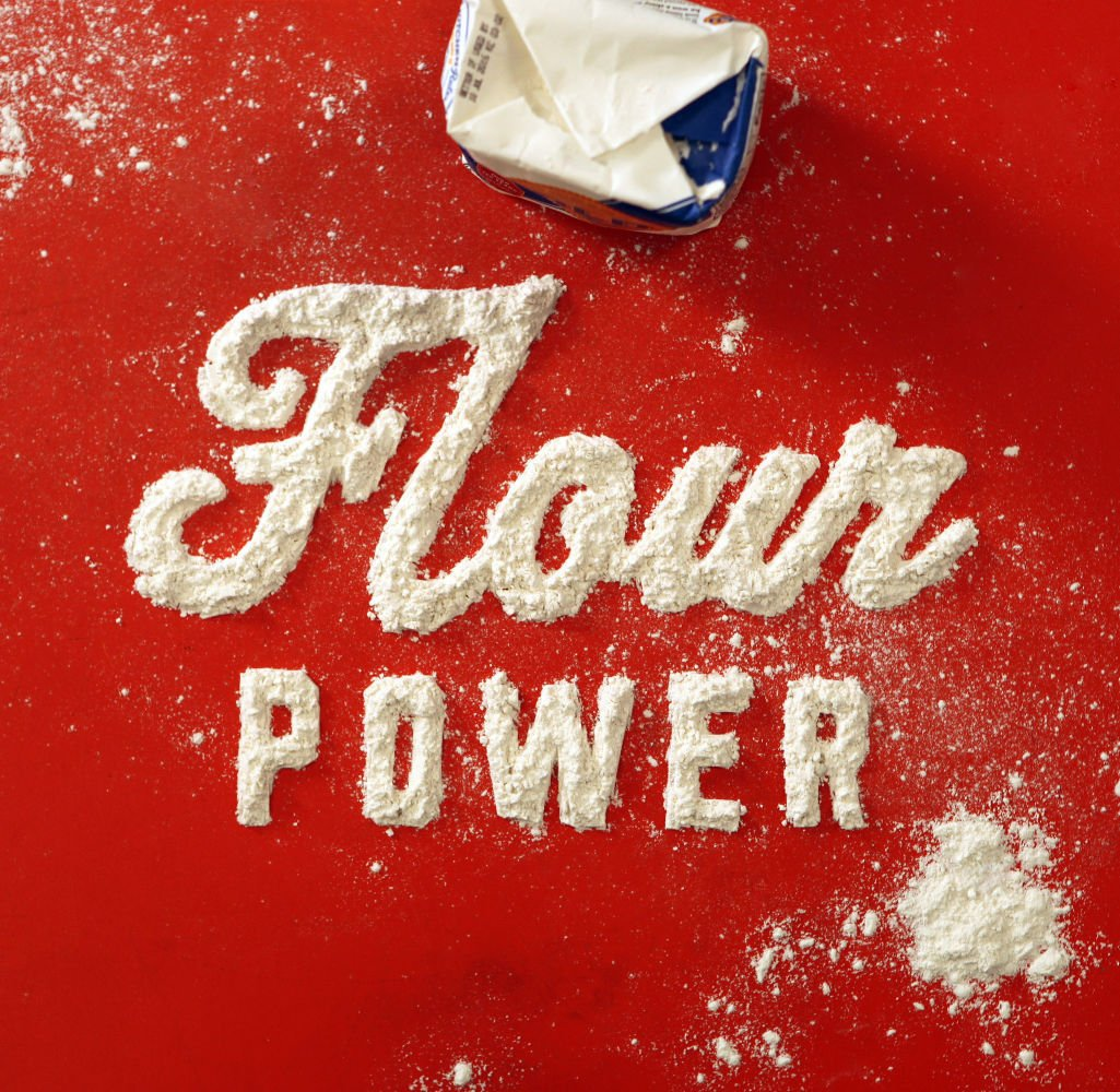 Image result for flour power