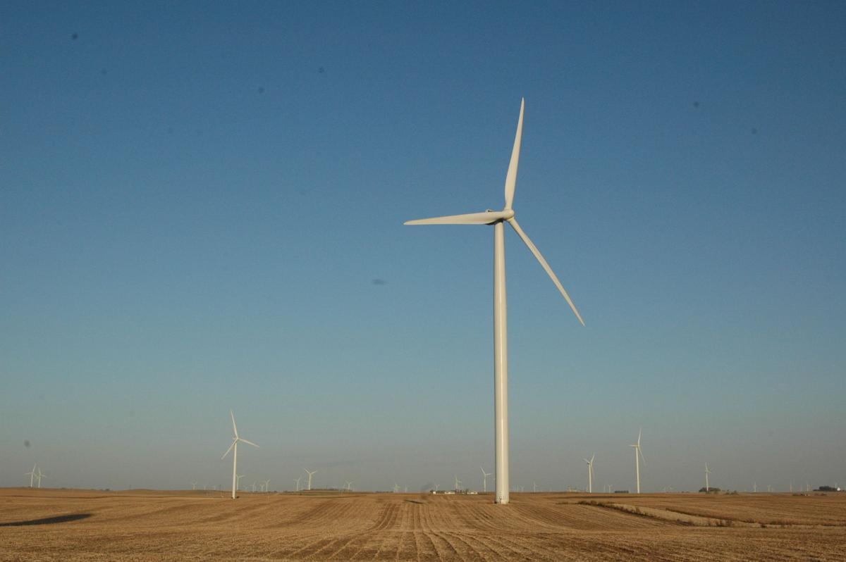 Alliant's Franklin County wind farm (copy)