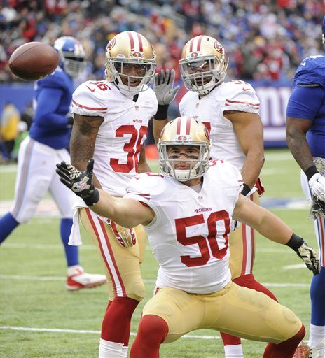 NFL: Ex-Badger Chris Borland's Stellar Rookie Season With