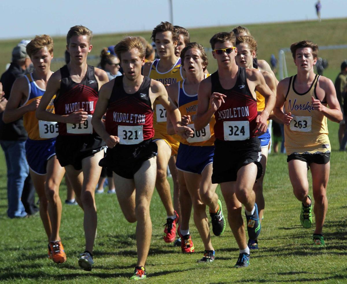 Middleton cross country