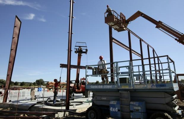 ACS construction site image