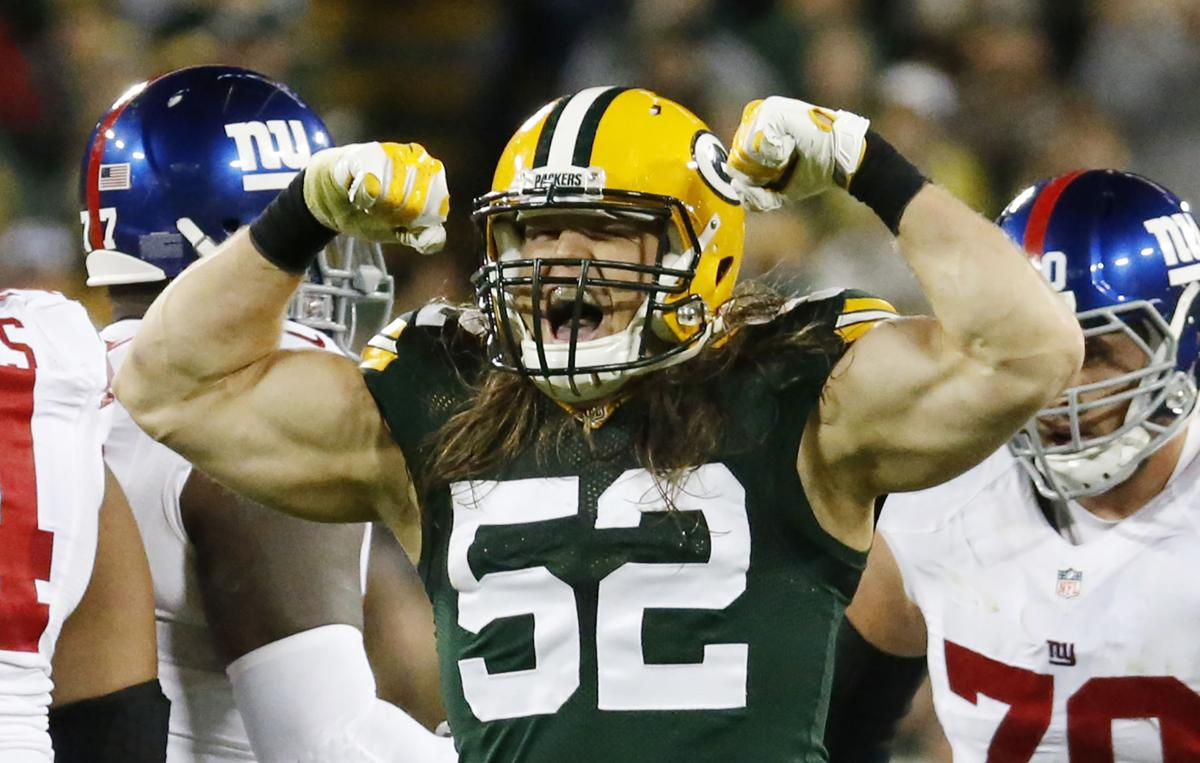 Clay Matthews cover photo