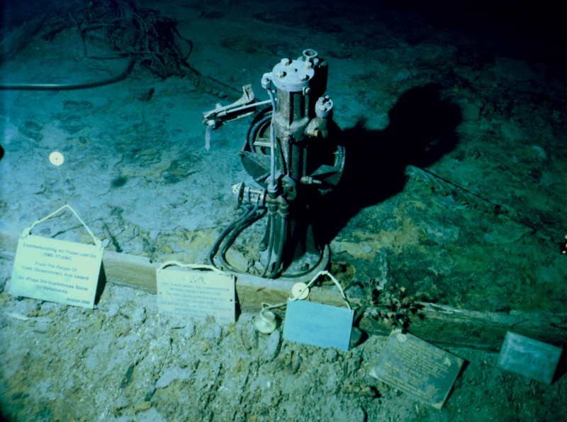Robots help Titanic searchers | Madison Archives | host ...