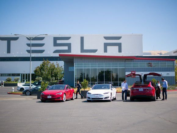 Shares in Tesla Inc (TSLA) Acquired by American Investment Services Inc