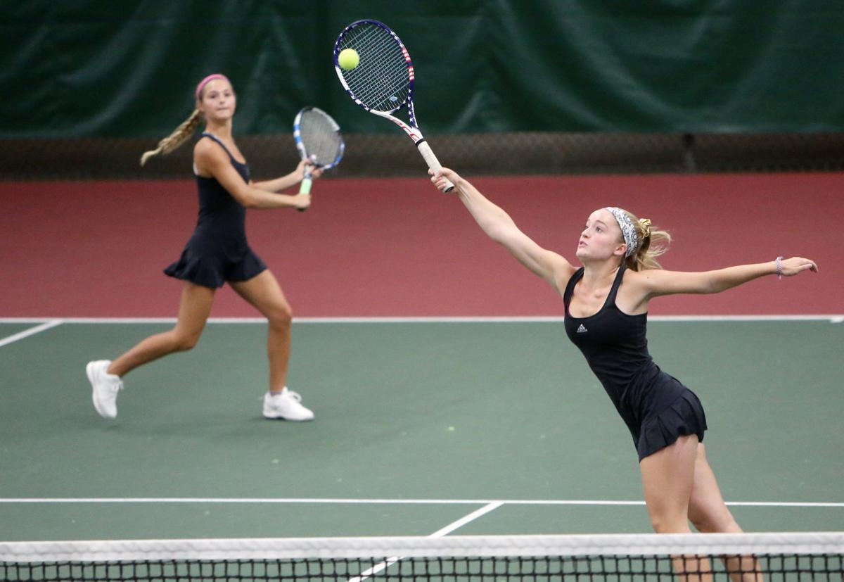 Prep Girls Tennis Madison Edgewood Remains No 1 In