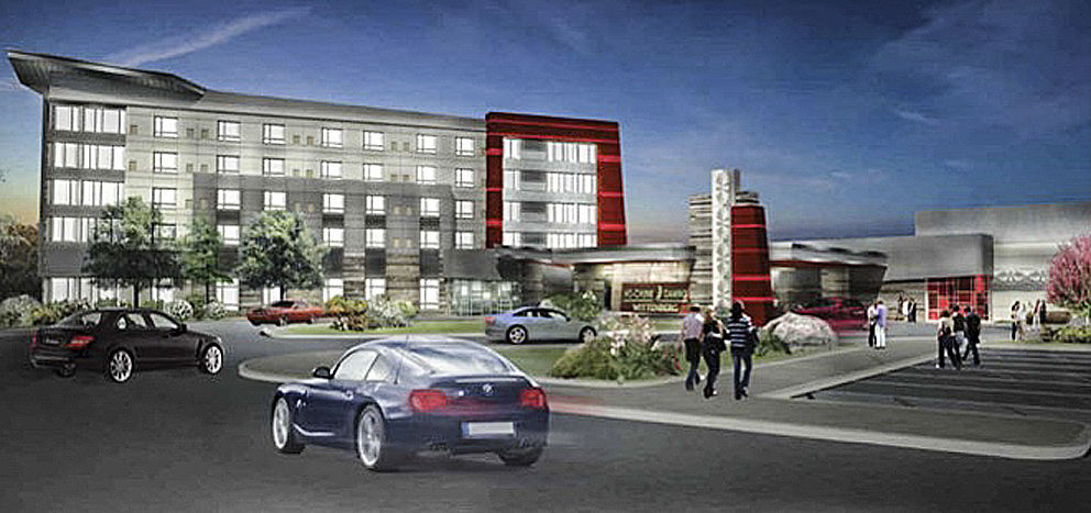 Tribe escalates clash over Ho-Chunk casino in Wittenberg