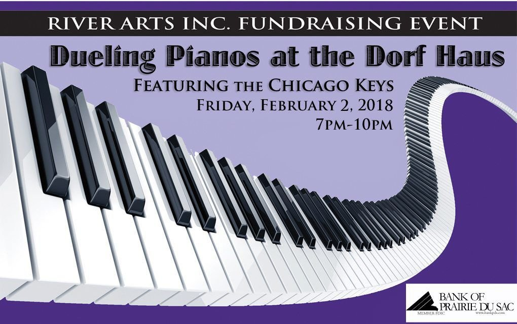 Dueling Pianos RIVER ARTS CENTER