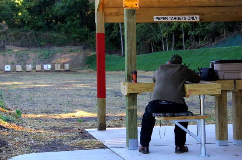 Southwest Wisconsin News >> Jerry Davis: Yellowstone public shooting range reopens ...