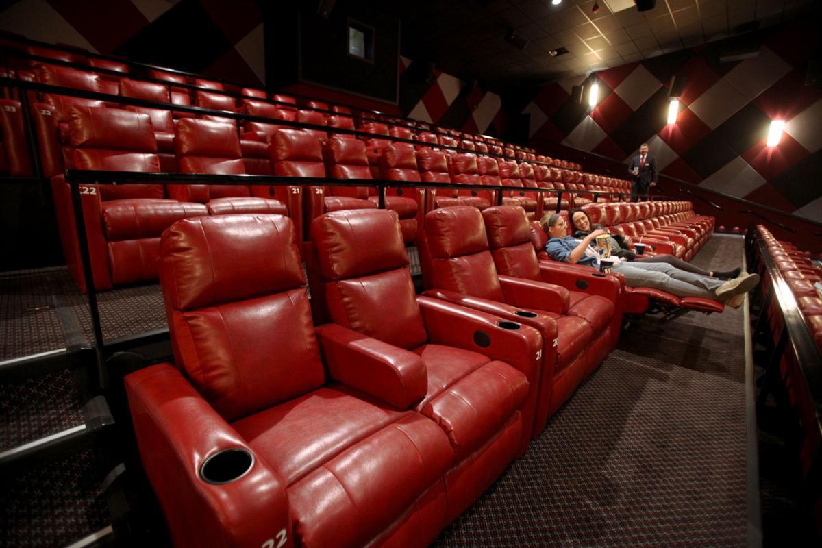 Marcus movie theatre