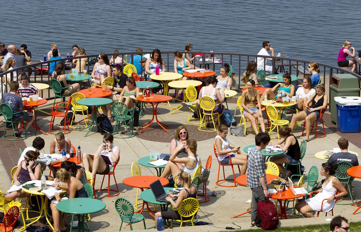 Memorial union terrace to reopen may 20 will be partially for Terrace uw madison