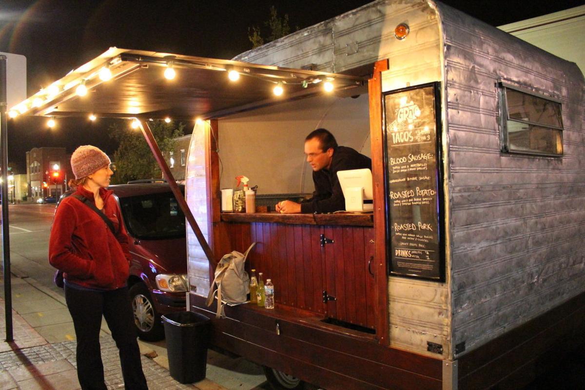 Taqueria Food Truck Madison Ct