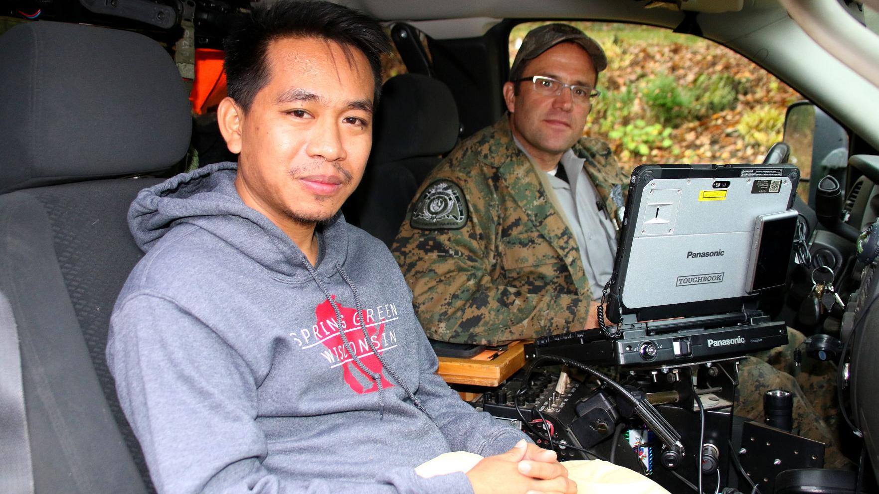 Jerry Davis: Laotian in Wisconsin's outdoors on fact-finding mission