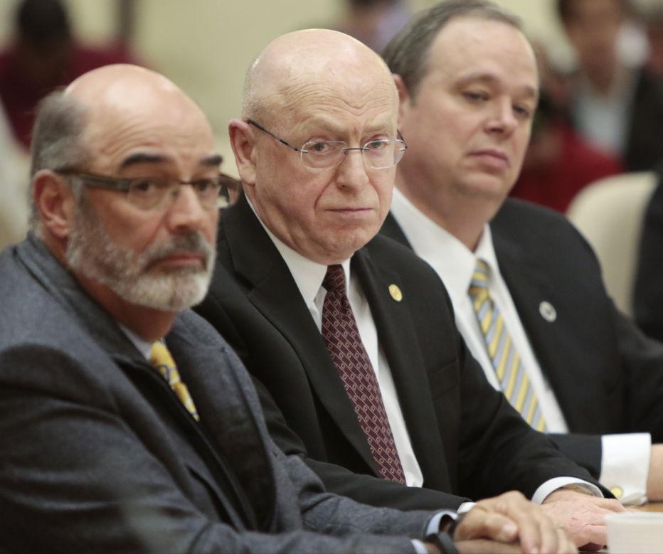 Falbo, Cross, Schmidt at Capitol