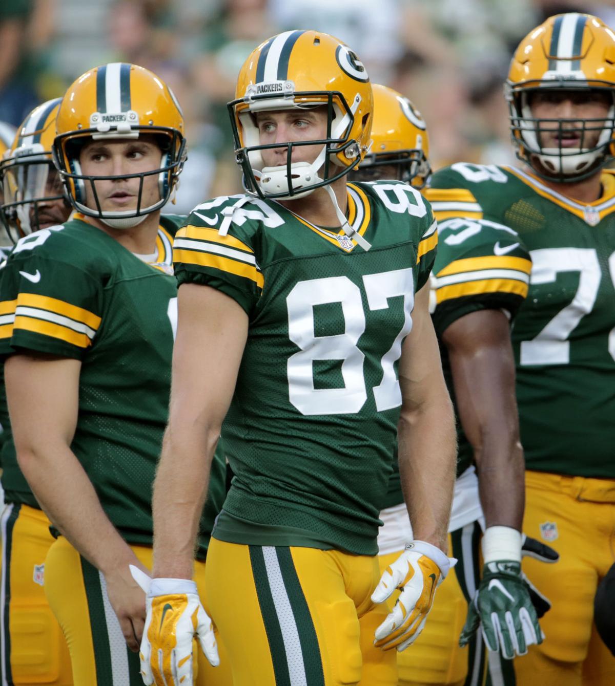 Packers Jordy Nelson full go for Sunday s opener at