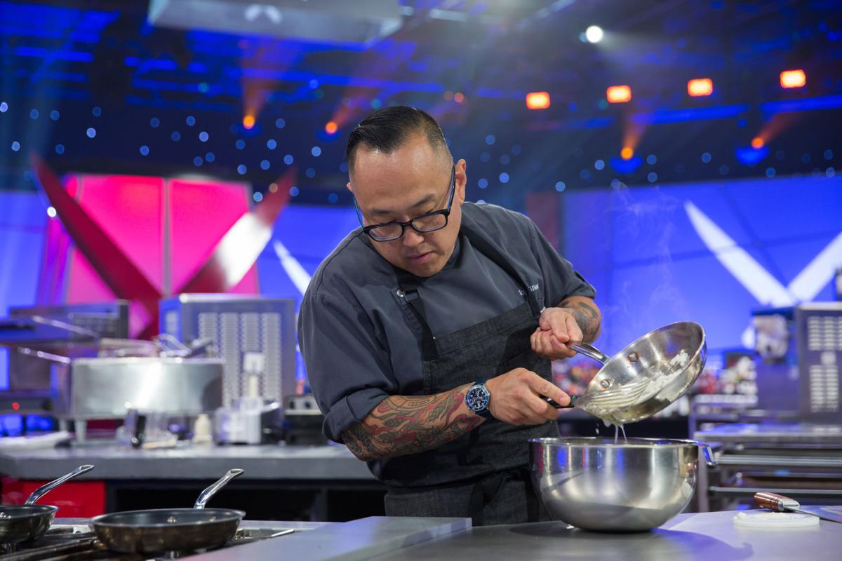 Tory Miller on Iron Chef (copy)