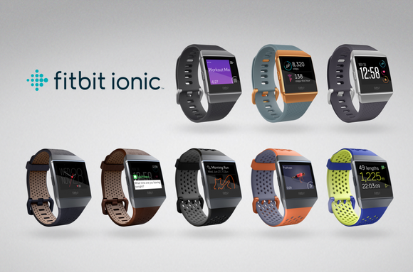 Fitbit and Dexcom to bring diabetes data to Ionic smartwatch