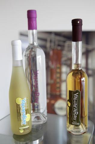 Yahara Bay liquors