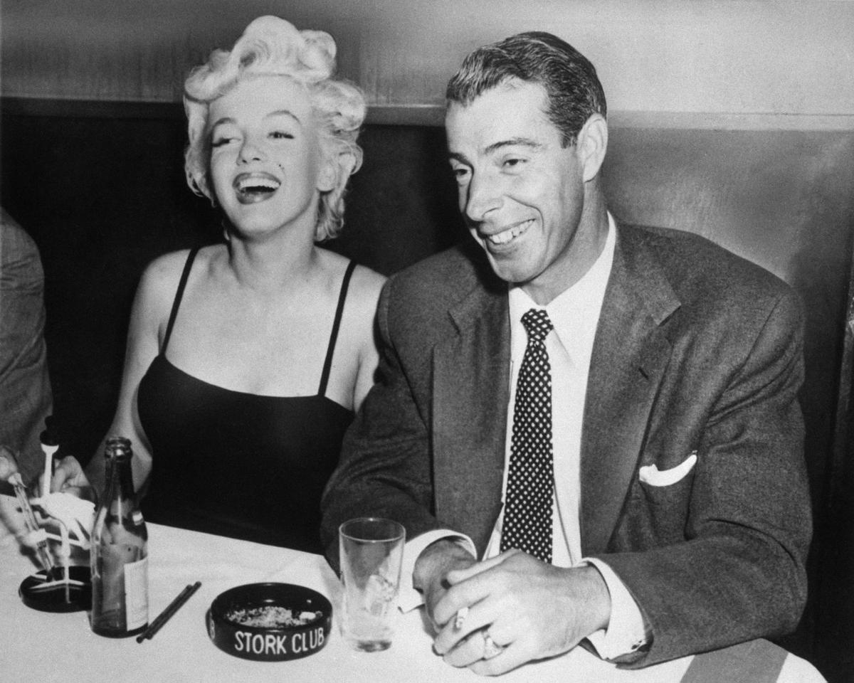 Today In History, Jan. 14: Marilyn Monroe & Joe DiMaggio ...