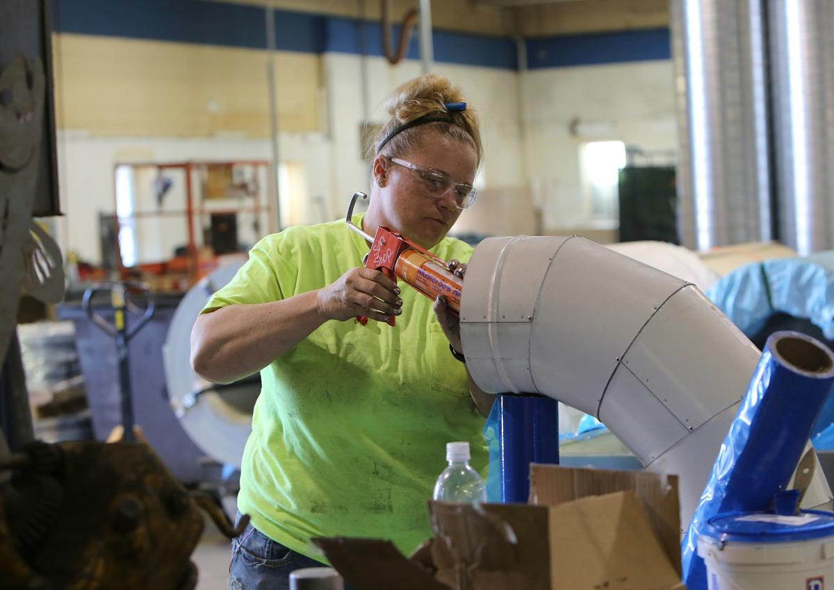 Women at work: Booming construction market means more opportunities in the trades