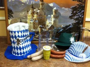 Oktoberfest - Bavaria Sausage