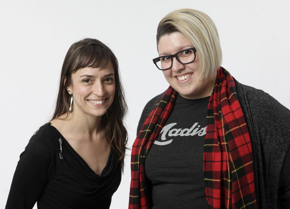 Casey Bilyeu and Stephanie Ricketts