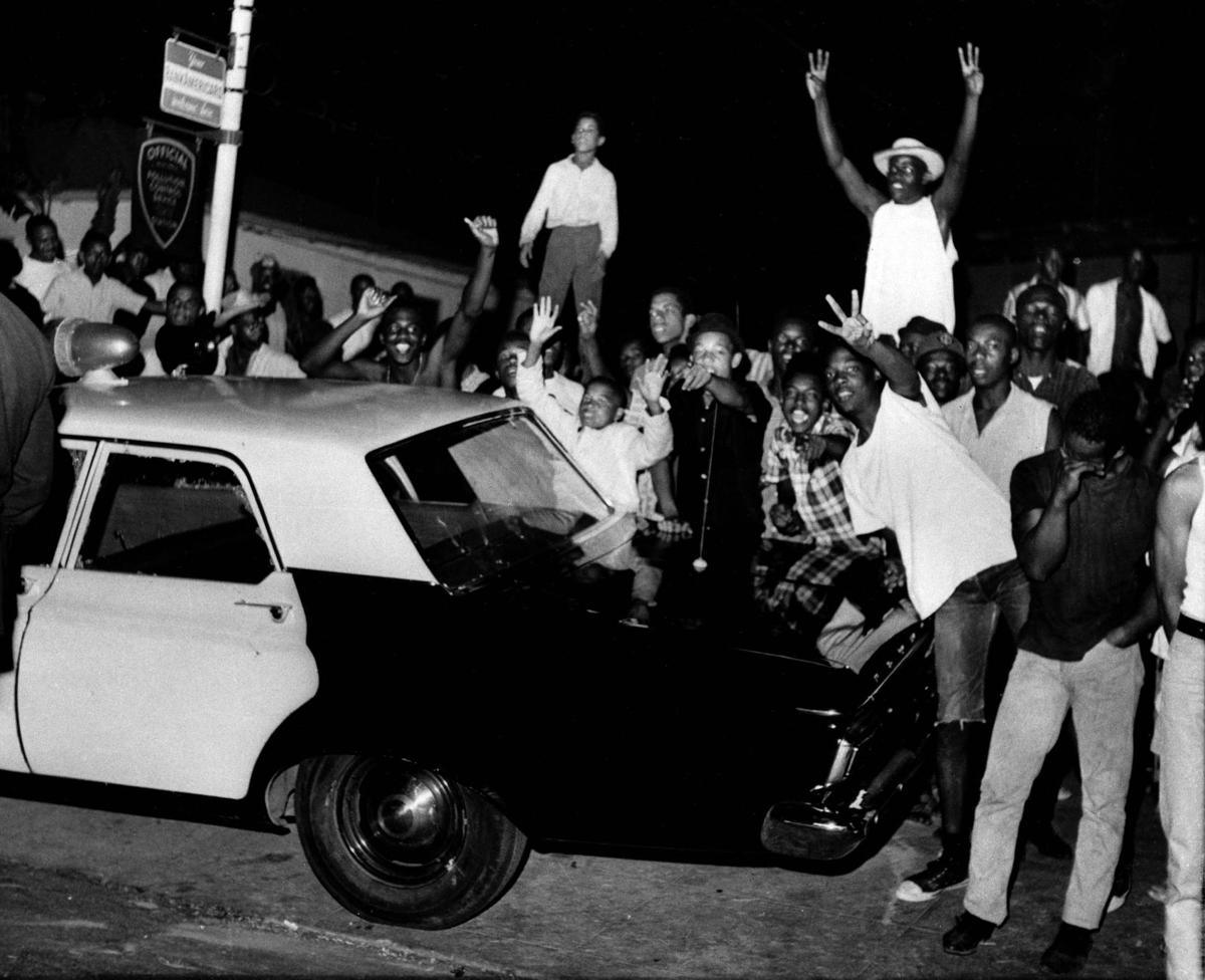 how the watts riots on august 11 1956 in los angeles affected history The fire last time: life in watts, 1966 ben cosgrove, liz ronk nov 20, 2014 the august 1965 watts riots (or watts rebellion, depending on one's perspective and politics), were among the.