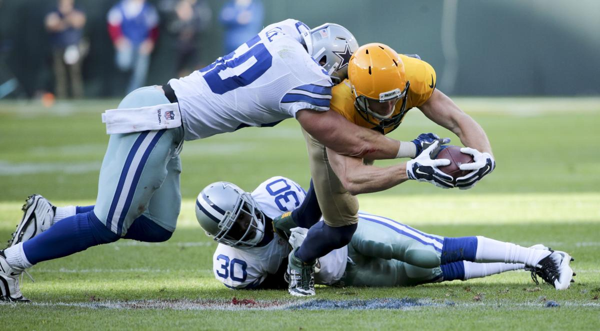 Packers Cowboys defensive leader Sean Lee finally s playoff