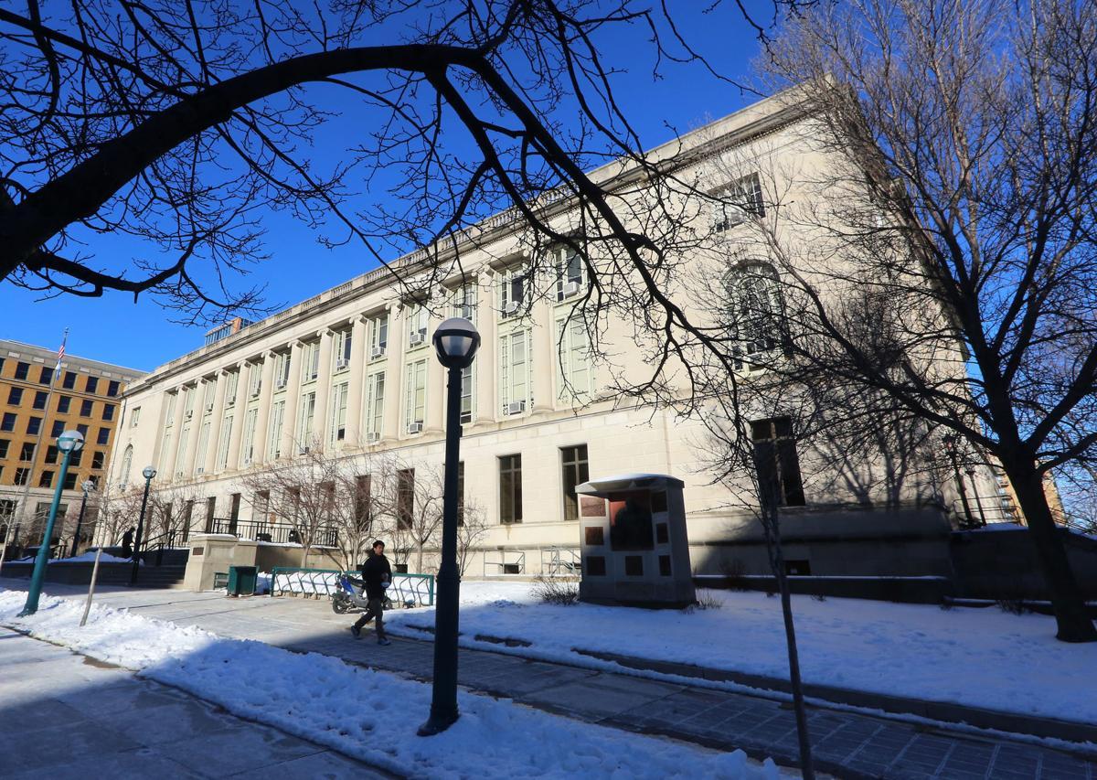Madison Municipal Building (copy)
