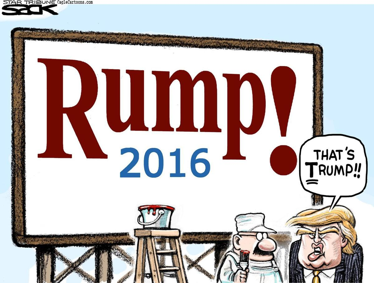 the top 40 donald trump cartoons of the campaign opinion
