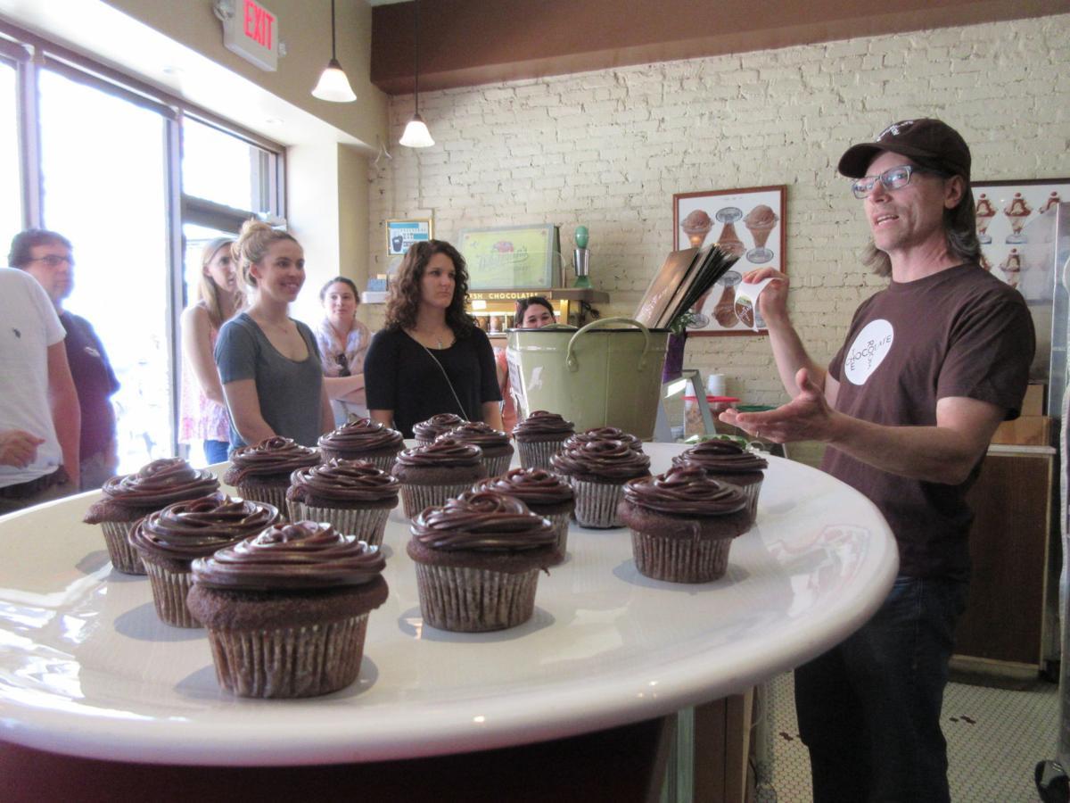 Travel NYC Chocolate Tour