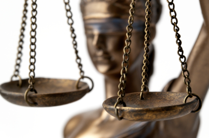 blind lady justice judge court istock file photo