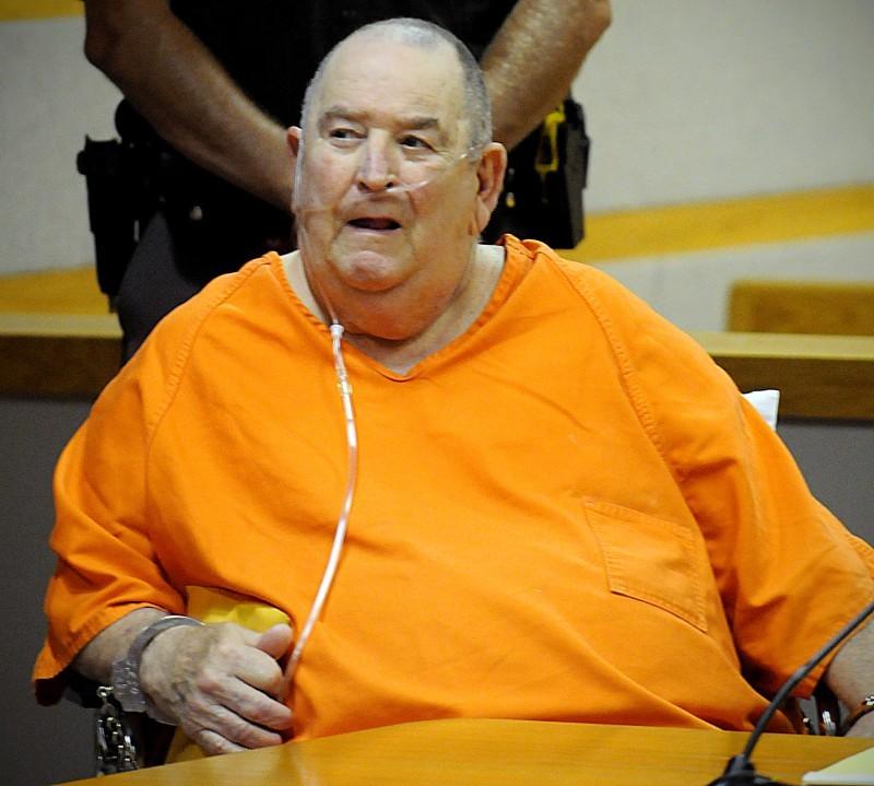 Wayne David Parker : Edward edwards convicted killer of dies natural