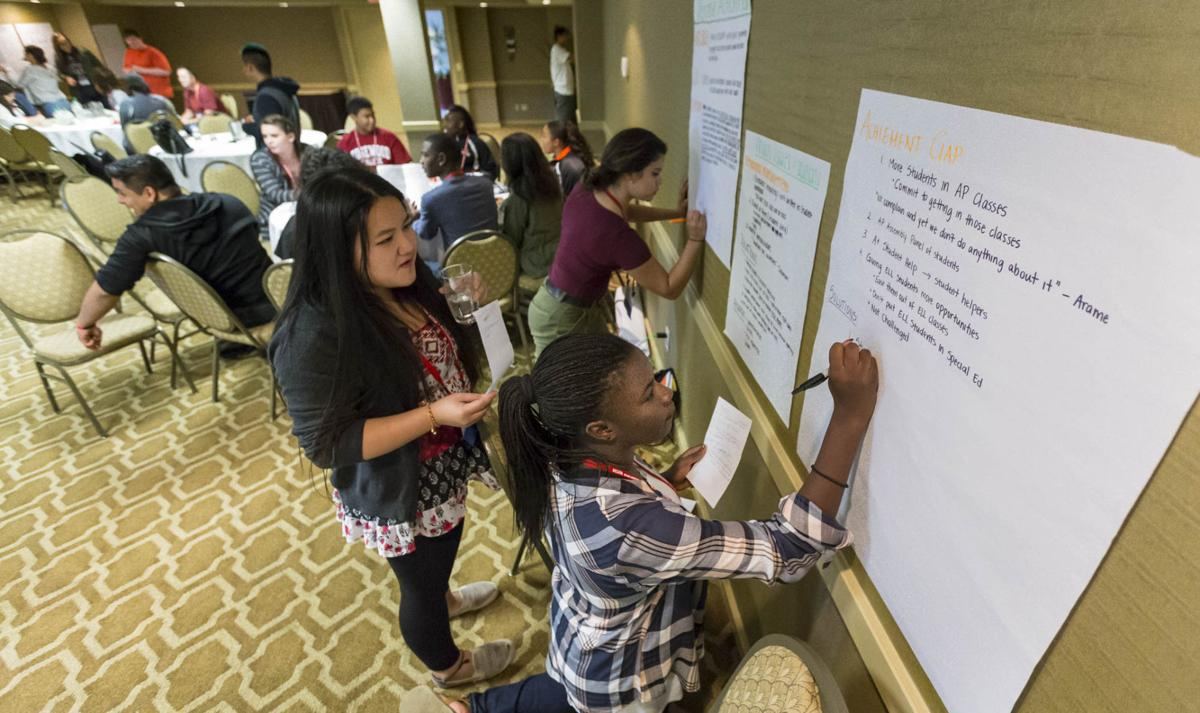 Minority Student Achievement Network Student Conference