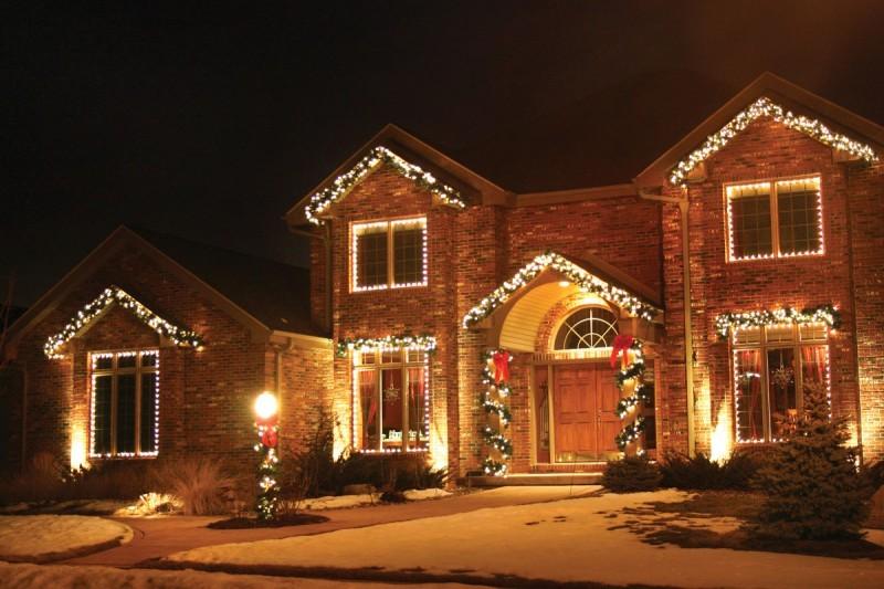 holiday lights copy