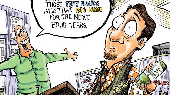 Phil Hands: Cartoon Roundup