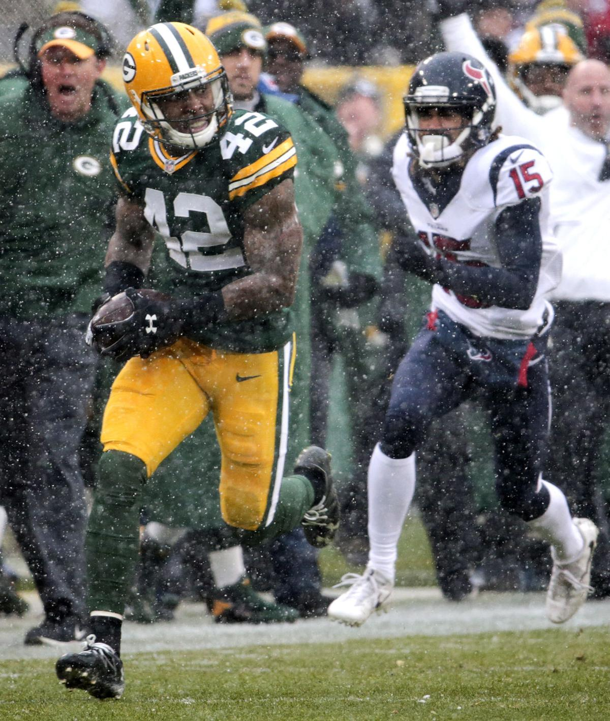Packers Morgan Burnett makes good on hybrid safety linebacker