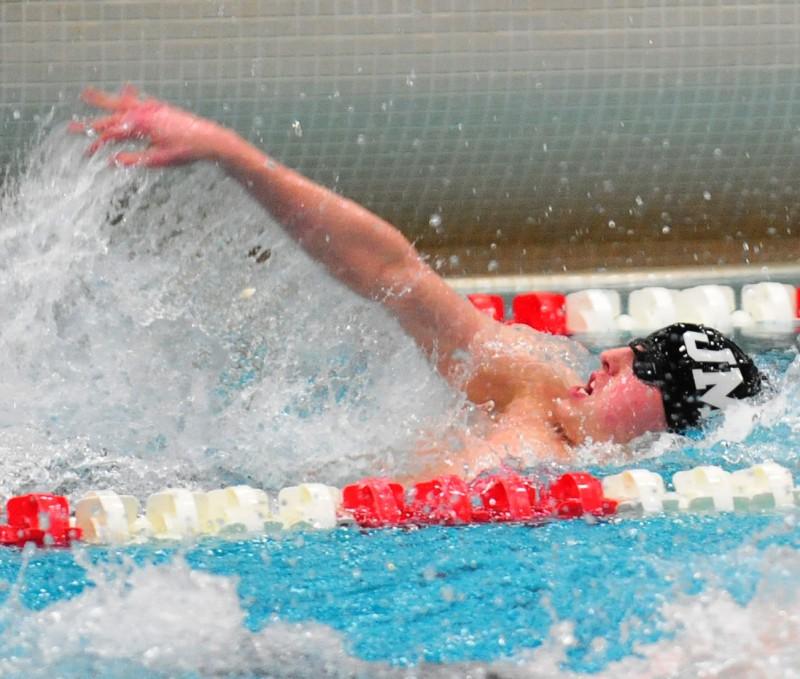 Prep boys swimming: Madison Memorial standout John ...