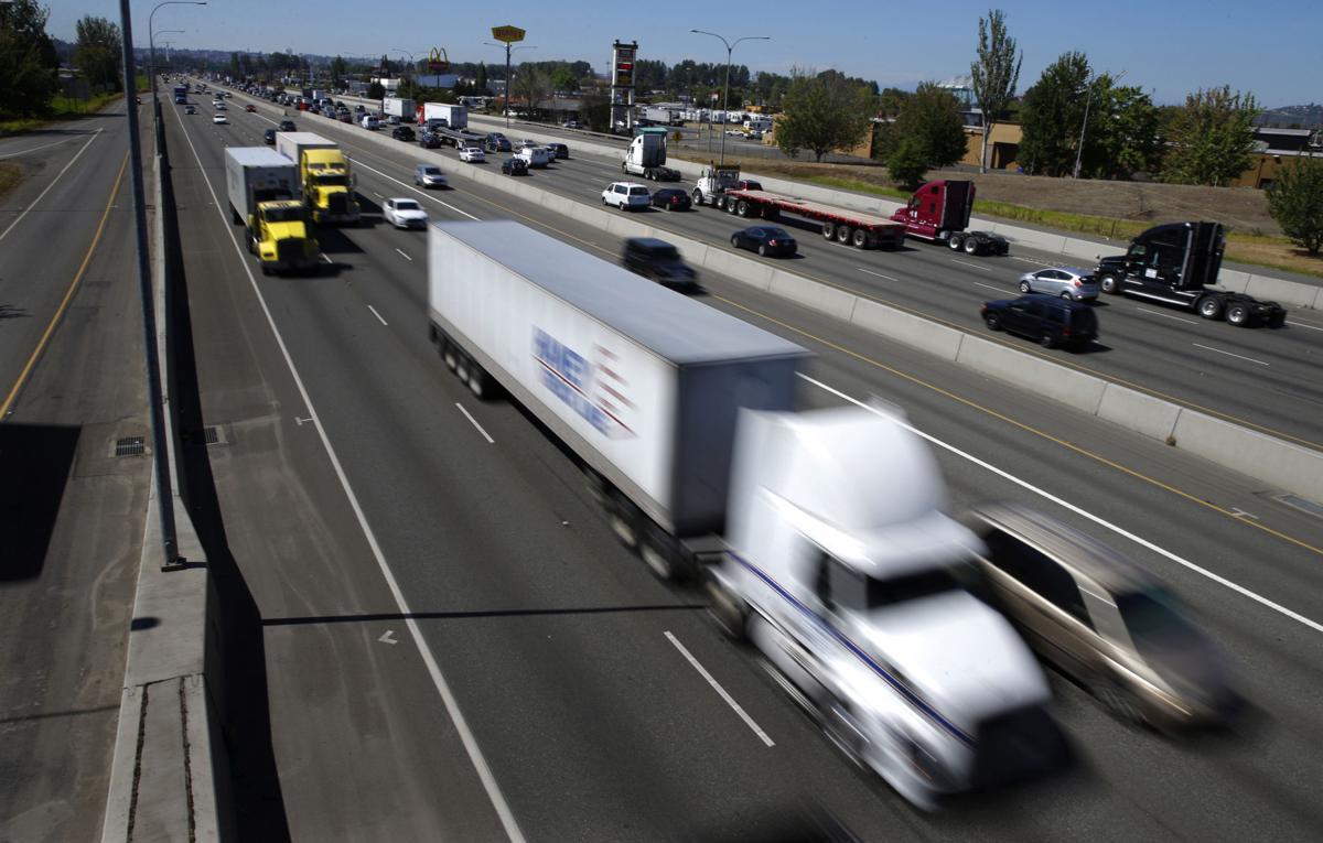Truck fee