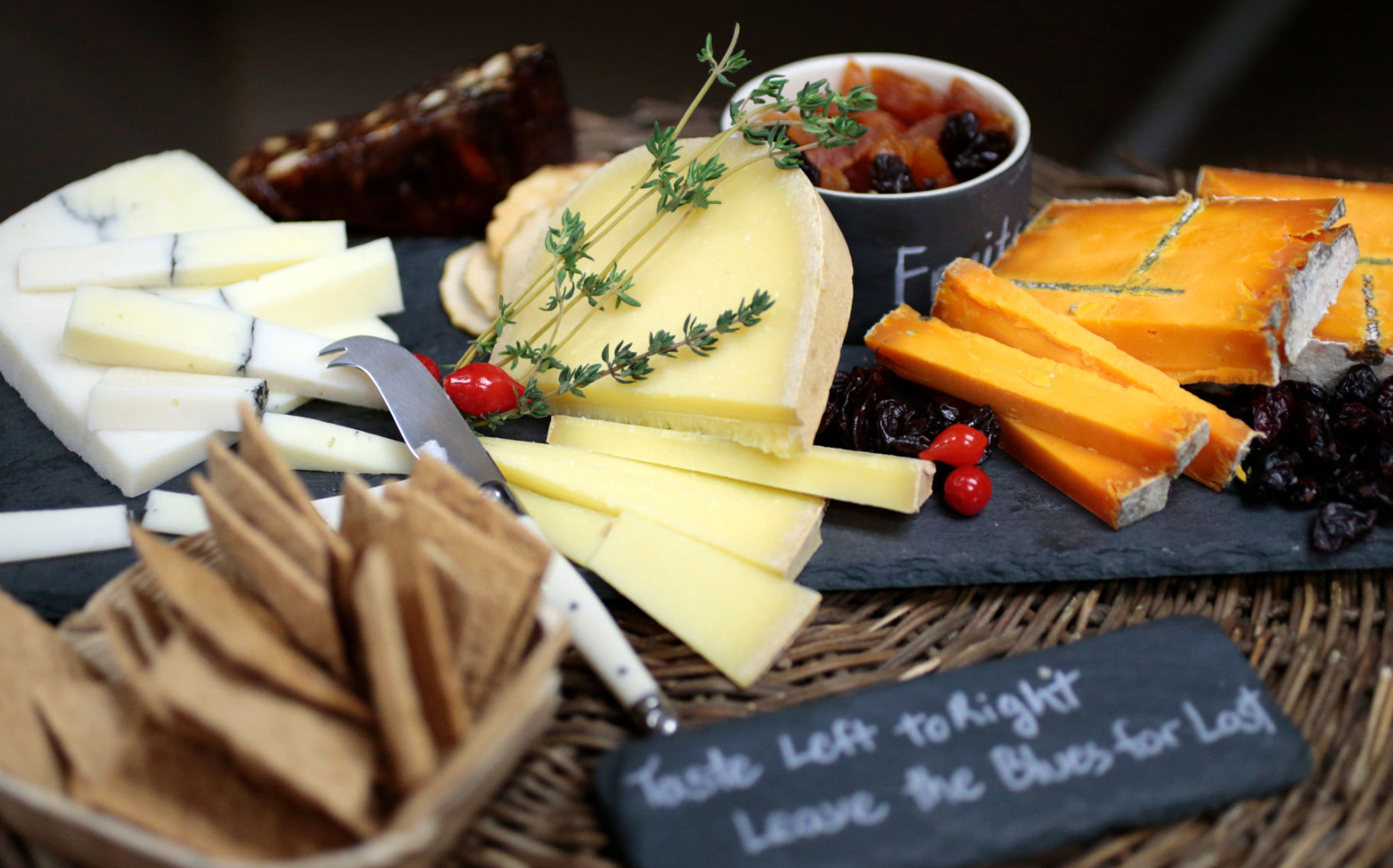 Wisconsin cheese plate & Cheese plates add pizzazz to holiday tables | Madison.com Recipes ...