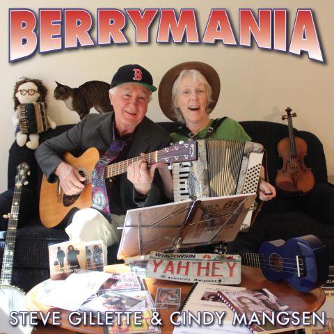 Berrymania cover