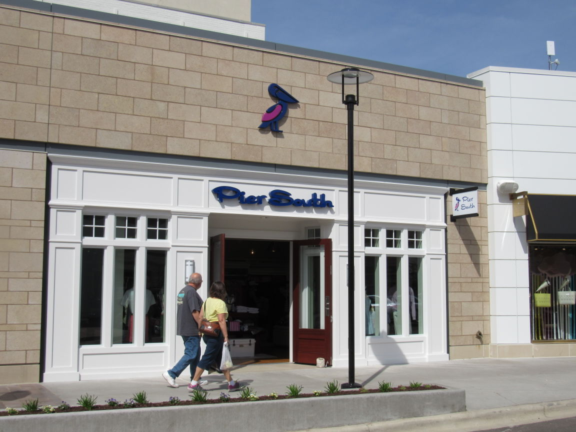 On Retail: Locally owned and conceived Pier South opens at Hilldale |  Madison Wisconsin Business News | host.madison.com