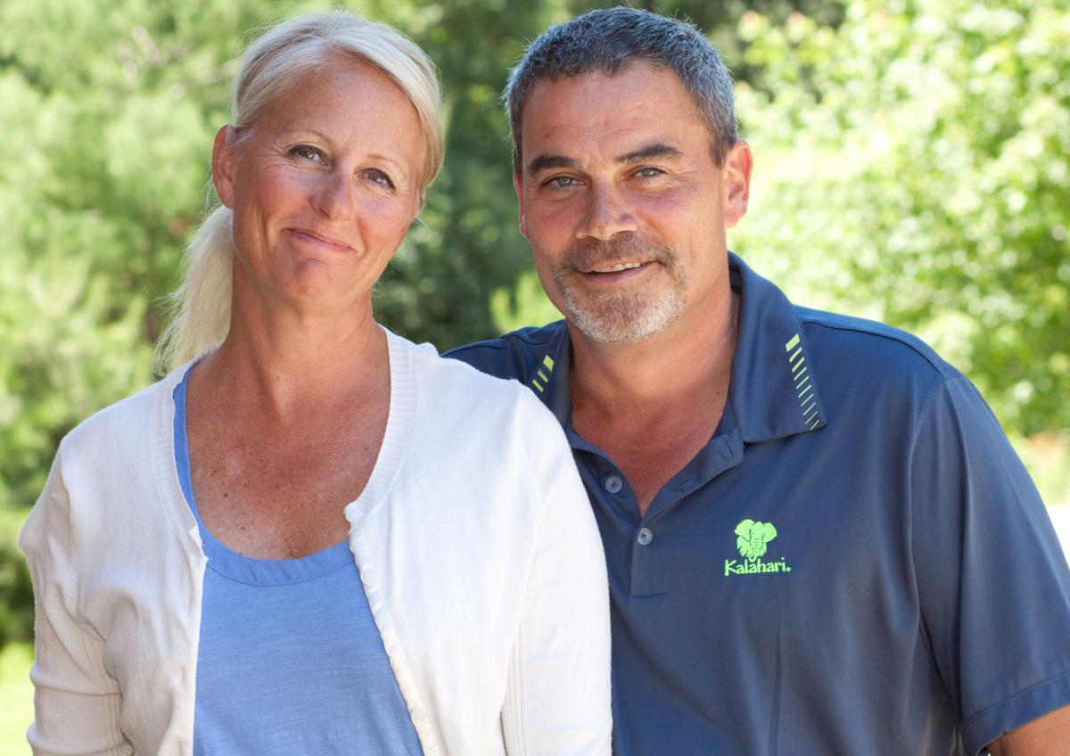 Todd and Shari Nelson give new Dells high school hopes a boost