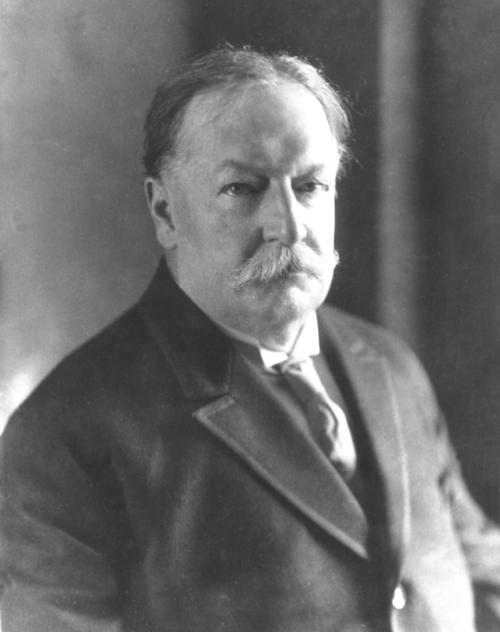 william howard taft In 1905, as secretary of war, william howard taft set out on a diplomatic mission to the far east stopping off at the imperial palace in tokyo, taft received from the rosen aptly observes that by some measures — trusts prosecuted, acreage protected, tariffs reduced — taft was more.