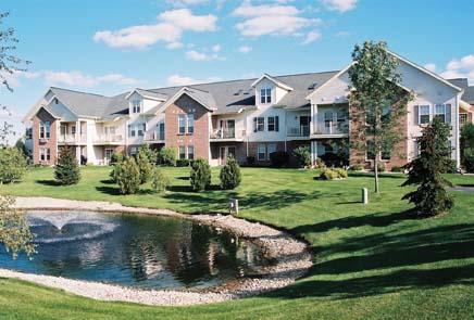 Hunters Creek Apartments Sun Prairie Wi