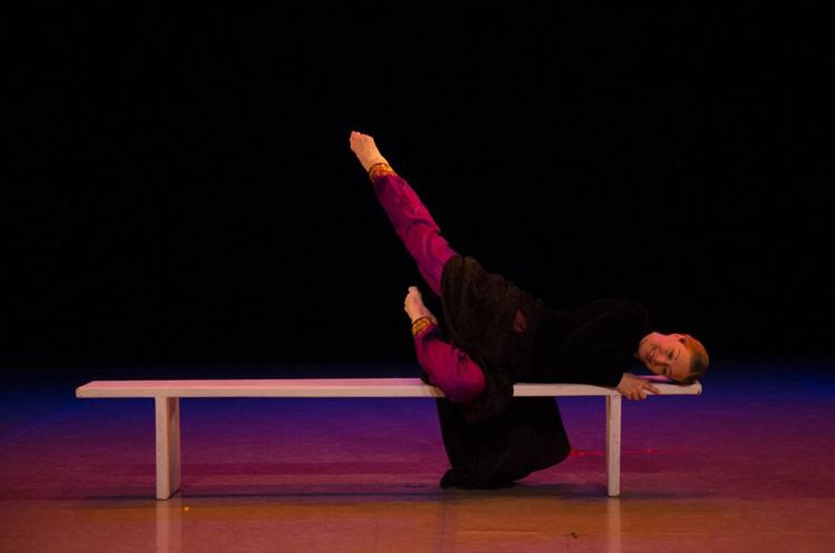 Project: Remembering George Sand: La Bonne Dame KANOPY DANCE