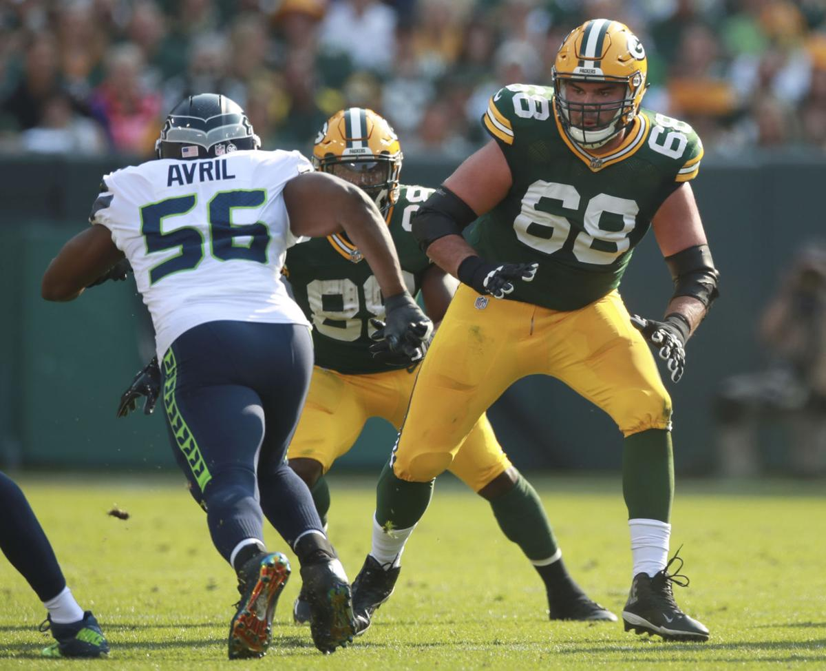 Packers Kyle Murphy placed on IR David Bakhtiari Bryan Bulaga
