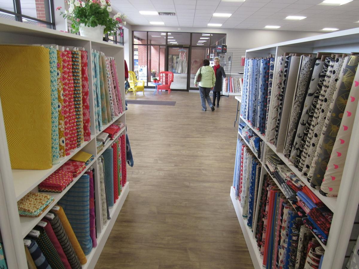 Blue Bar Quilts brings modern quilting and expansive shop to ... : quilt shops madison wi - Adamdwight.com