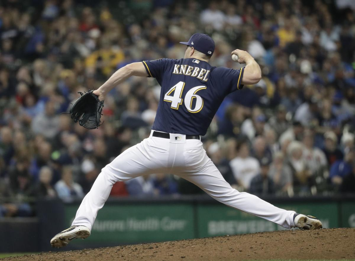 Corey Knebel photo