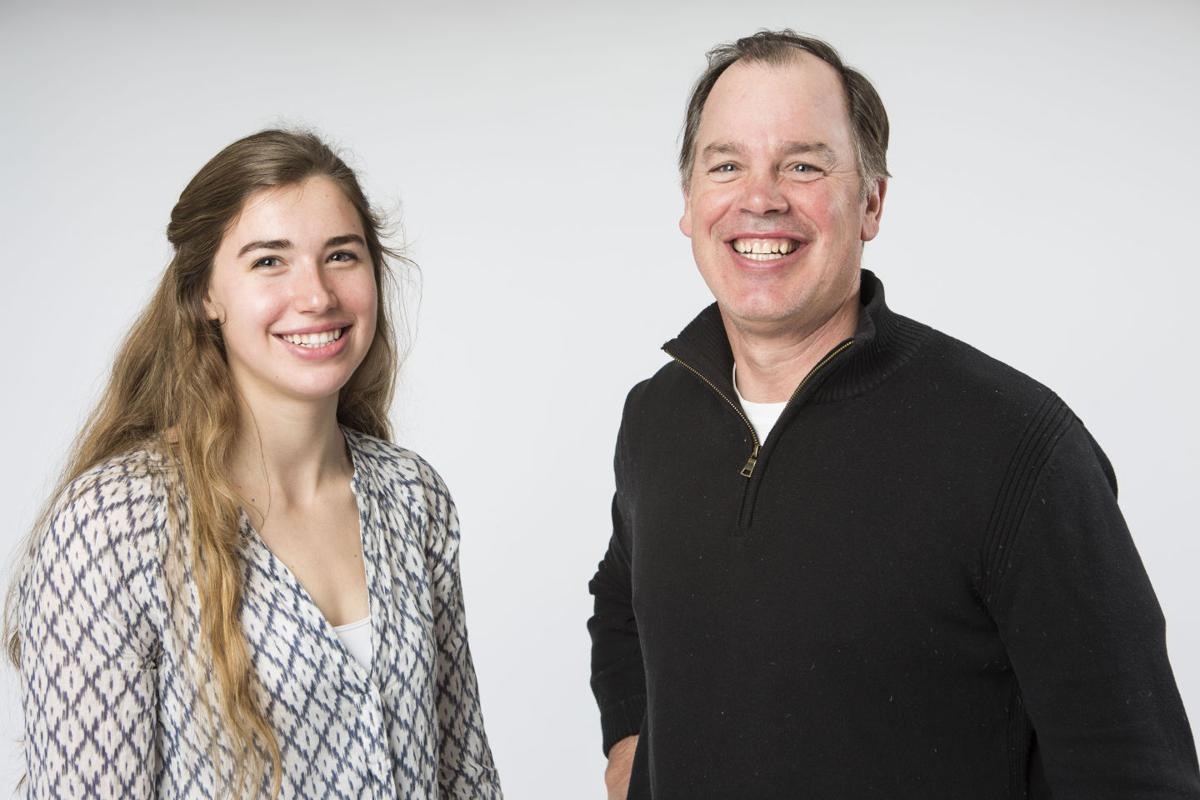 Q Amp A Writer Jim Campbell And His Daughter Aidan Go On An
