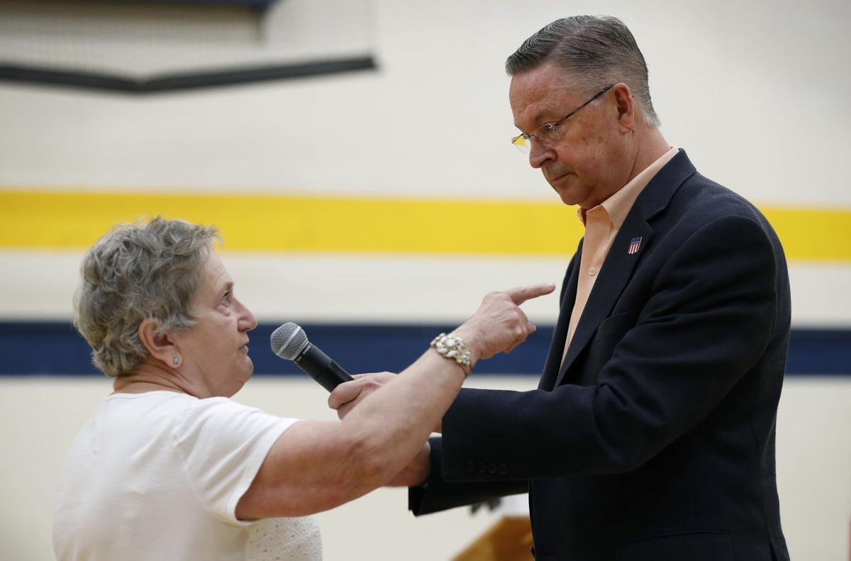 Health Overhaul Iowa Republican